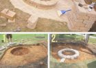 Shapely Patio Fire Pit Ideas Lawn Garden Fire Pit Landscape Fresh ..