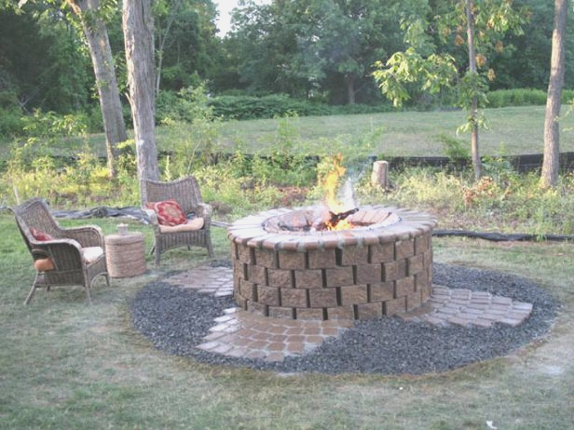fire pit designs | Brick Fire Pit Design Ideas | HGTV | fire pit designs