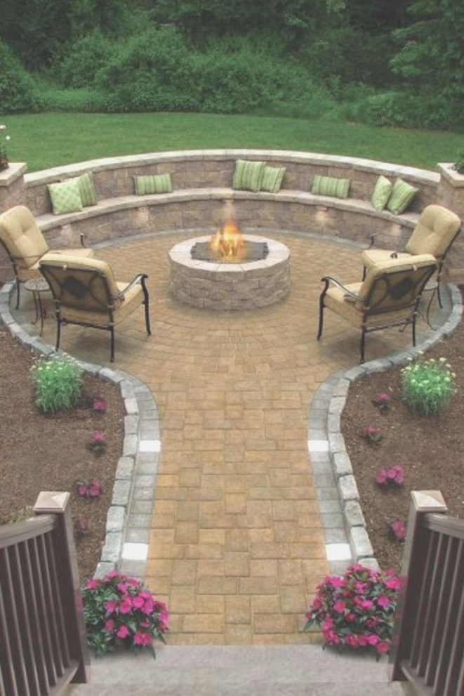 fire pit designs | Backyard Fire Pit Ideas And Designs For Your Yard Deck Or Patio ..