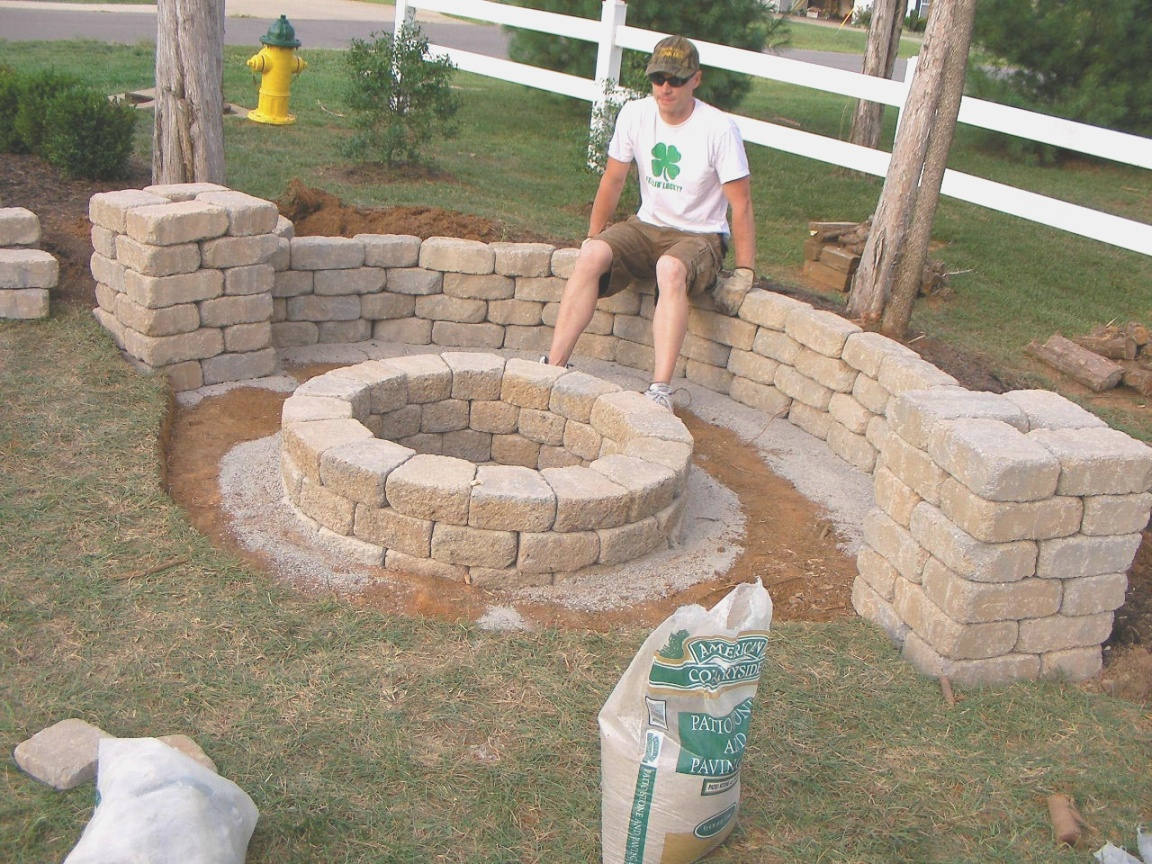 fire pit designs | Best Backyard Fire Pits Ideas Pictures Designs Outdoor Patio Pit ..