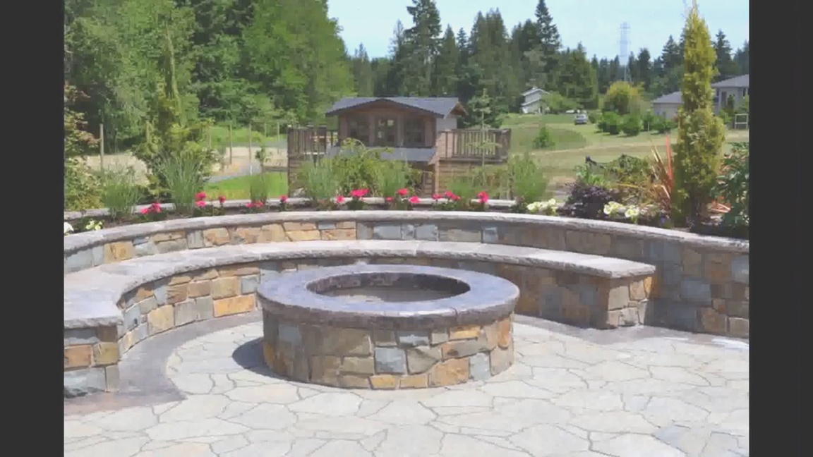 fire pit designs | Backyard Fire Pit Designs | Fire Pit Backyard Designs - YouTube | fire pit designs