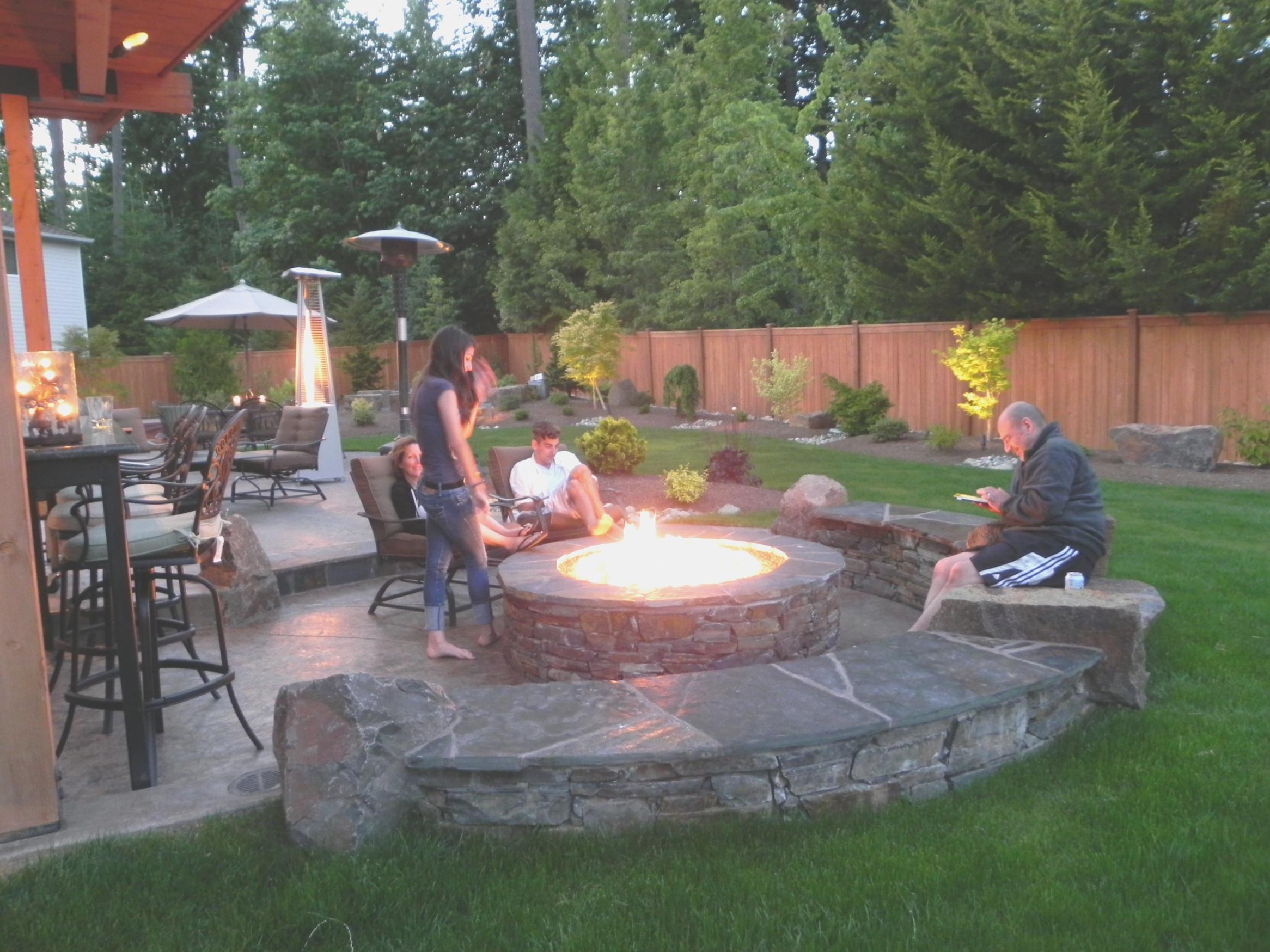 fire pit designs | Fire Pit Design Ideas Unique Hardscape Outdoor » SEG2011