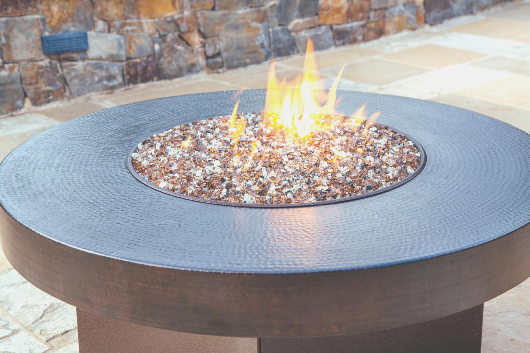fire pit glass | Diy Fire Pit Glass Rocks Tropical Daze Diy Glass Fire Pit | Ship ..