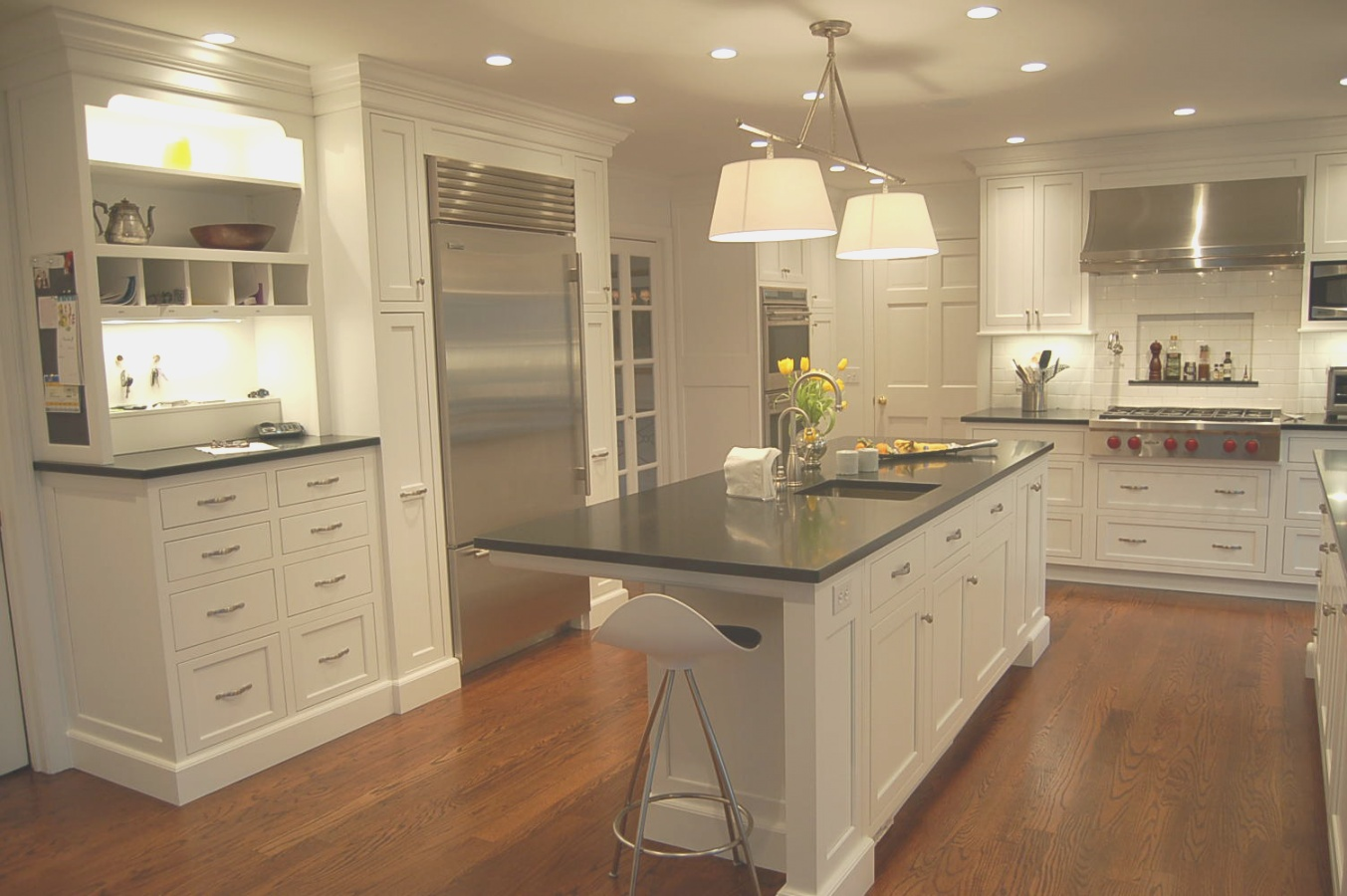 narrow kitchen island ideas | Narrow Kitchen Island Ideas — Home Design Ideas : Decorate Narrow ..