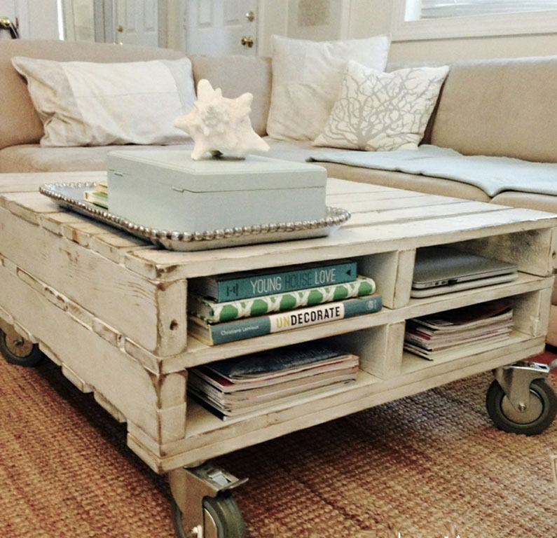 Perfect for Waterfront Property, Here Are 5 Beach Coffee Table You Should Know
