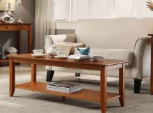 Narrow Coffee Table Styles That You Should Know