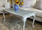 painted furniture coffee tables rustic painted coffee tables