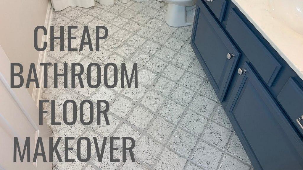 Ideas to Bathroom Floor Remodel You Should Adopt