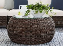 Tips to Choose Perfect Rattan Coffee Table for your Space