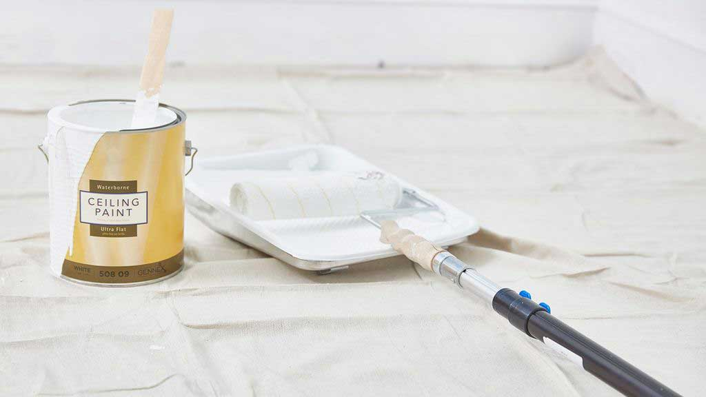 The Differences Between Wall and Ceiling Paint You Should