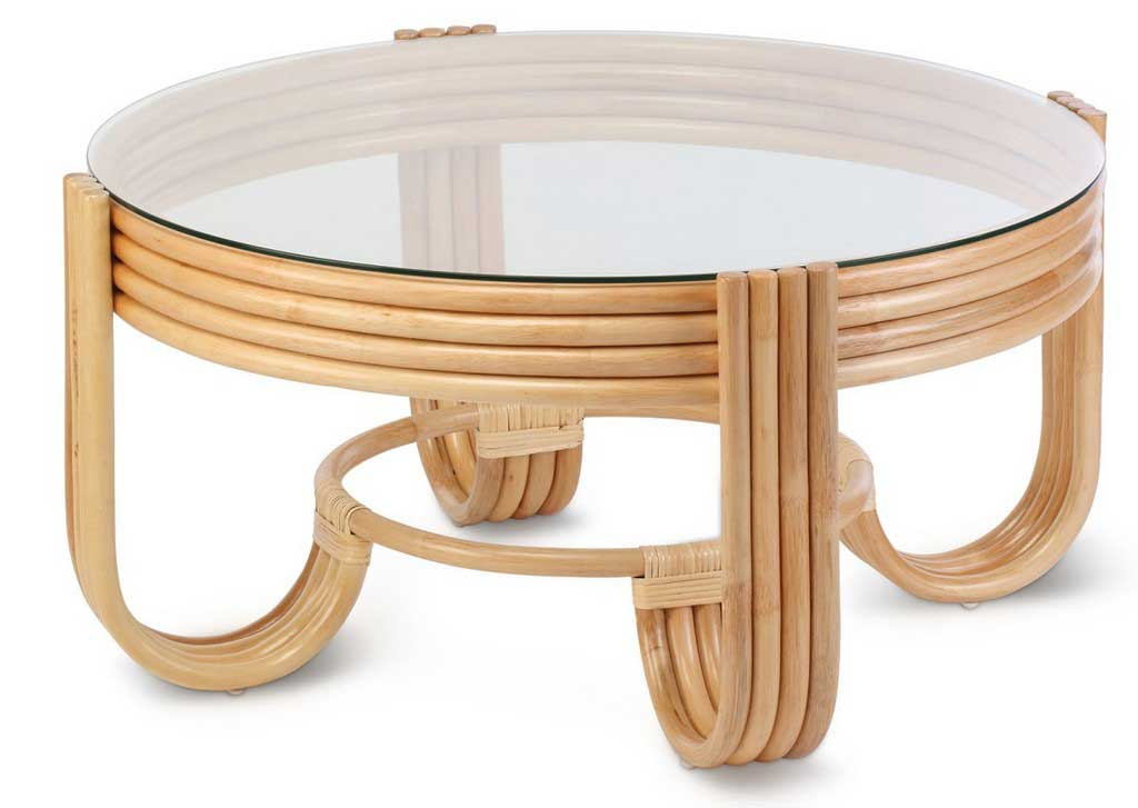 Things to Consider to Buy the Best Round Rattan Coffee Table in Small Size